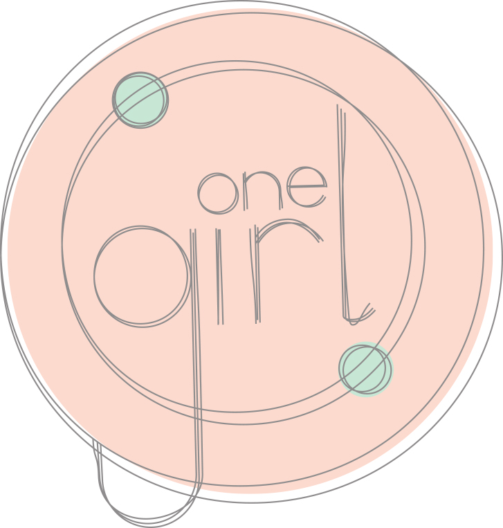 one girl logo