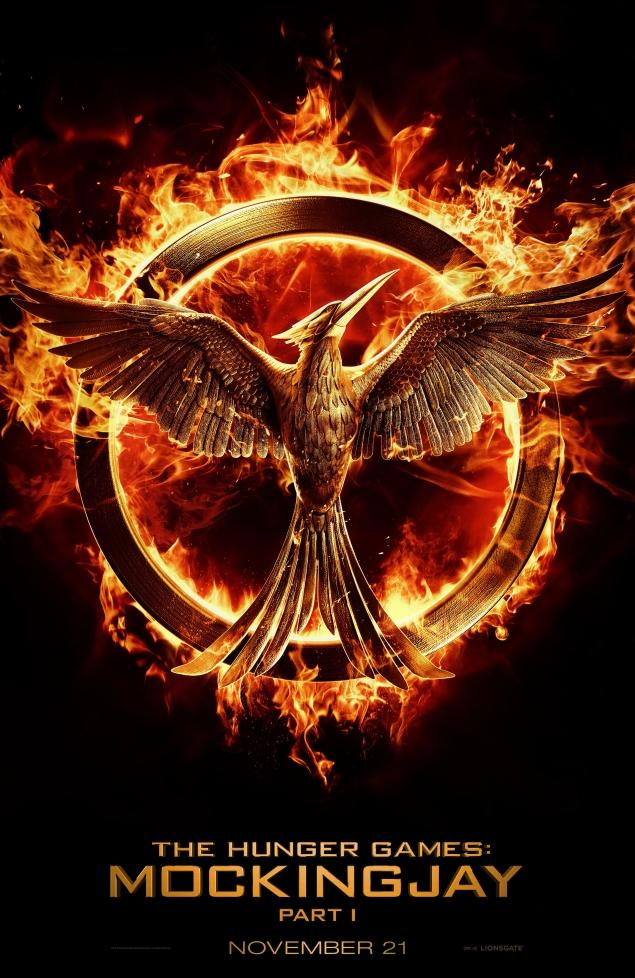 Mockingjay movie poster