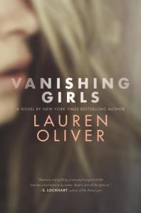 Vanishing Girls Cover